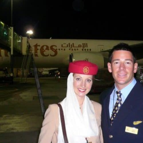 Daniel Tolson - Business Coach - 2008 - Emirates Airline