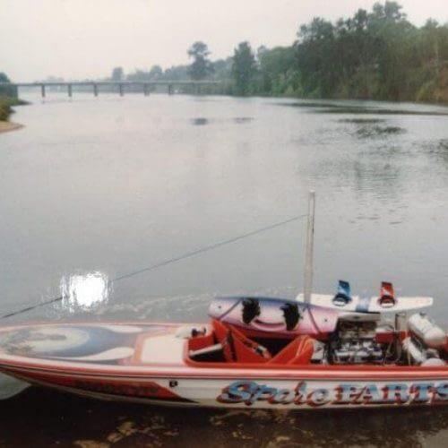 Daniel Tolson - Business Coach - 1994 - Hawkesbury River