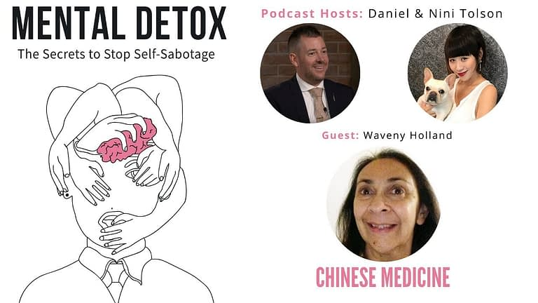 "Podcast Interview - ""Chinese Medicine"" with Waveny Holland, Nini Tolson & Daniel Tolson"