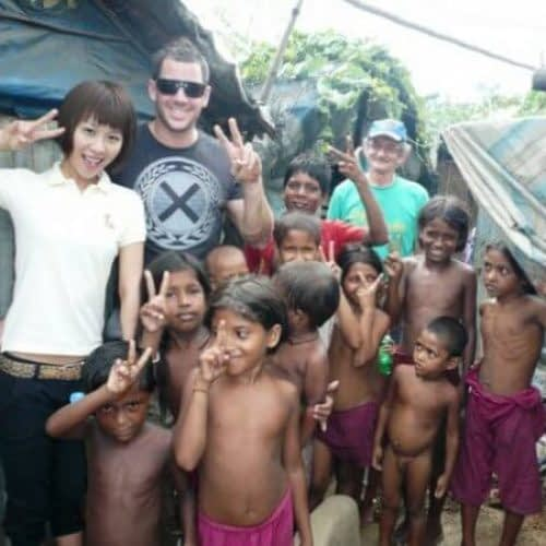 Daniel Tolson - Business Coach - 2009 - Dhaka Project Charity