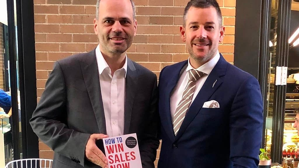 """Gunnar Habitz guest review of """"How To Win Sales Now"""" by Daniel Tolson - A practical sales book for coaches and consultants"""