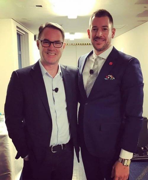 Daniel Tolson - Business Coach - 2016 - John Macgrath