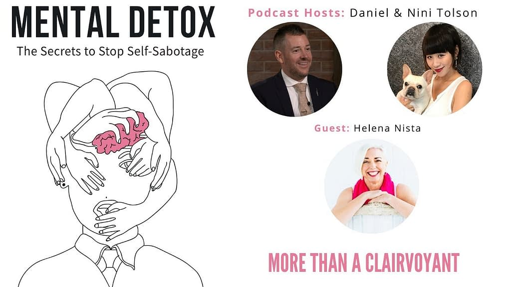 """Podcast Interview - """"More Than A Clairvoyant"""" with Katrina Jane, Nini Tolson & Daniel Tolson"""