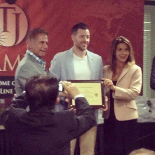 Daniel Tolson - Business Coach - 2013 - Drs Tad & Adriana James
