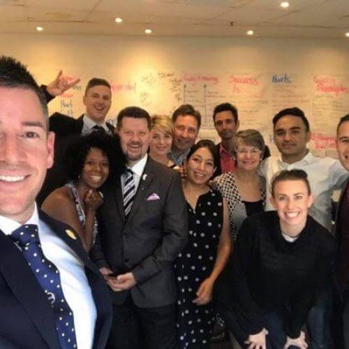Daniel Tolson - Business Coach - 2016 - Sydney Coaching Workshop