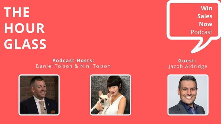 "Podcast Interview - ""Sales Funnels"" with Jacob Aldridge, Nini Tolson & Daniel Tolson"