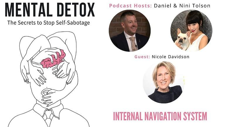 "Podcast Interview - ""Internal Navigation System"" with Nicole Davidson, Nini Tolson & Daniel Tolson"