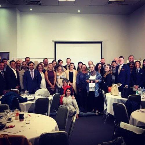 Daniel Tolson - Business Coach - 2017 - The Business Breakthrough Australia